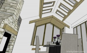 house-extension-ireland-exempt-planning-permission1-300x183 Home Extensions architects design