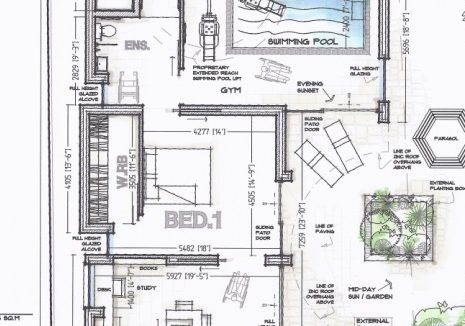 architects-design-for-disabled-access-dwelling-house-for-patient-with-impaired-mobility-incl-hyrdo-swimming-pool-design-with-wheelchair-accessibility-4-465x326 proposed extension for disabled access dwelling house with hydro pool architects design